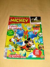 LE JOURNAL DE MICKEY N°3259 décembre 2014
