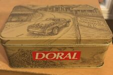 Doral Collector's Edition Tin With Unopuned Pack Of Matchbooks Inside, 1996