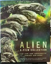 Alien 6-Film Collection (Blu-Ray) Fox