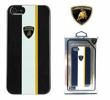 Lamborghini Gallardo D1 PC w/Metallic w/UV Back Cover Case for iPhone5 US-SELLER