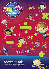 Heinemann Active Maths - Second Level - Exploring Number - Answer Book by...