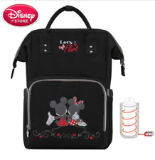 Disney Baby Diaper Nappy Mummy Changing Bag Backpack Set Travel Hospital Bag