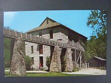 Mitchell Indiana IN Hamers Mill State Park Vintage Curt Teich Postcard 1957