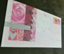 1996 Australia Hearts and Roses FDC