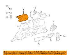 FORD OEM 08-09 Taurus X Interior-Upper Trim Panel Left 8A4Z7431005AB
