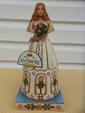 Jim Shore From This Day Forward Figurine Bride With Tag No Box