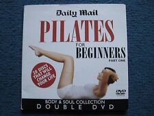 Pilates for beginners - part one - approx 50 min - Daily Mirror promo