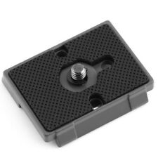 200pl-14 Quick Release Plate for Manfrotto Camera Metal Alloy 1/4 Screw Hole QR