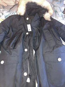 Woolrich Artic Parka (Black XXL)