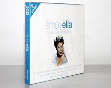 SIMPLY ELLA FITZGERALD [2 CD / 2010] 698458022622