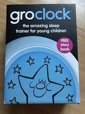 Gro Company Sleep Trainer Baby Alarm Clock Adjustable Night Light