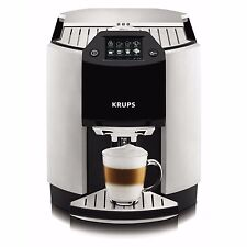 Automatic One Touch Cappuccino Machine Programmable Clock Auto-frother Stainless