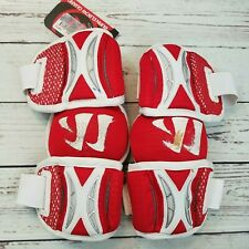 Warrior Burn Lacrosse Elbow Guards Size Small - Beg13
