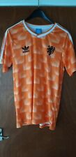 1988 Holland Netherlands Football Soccer Shirt Jersey Retro Vintage Classic