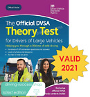 Valid 2021 Tests - DVSA Theory Test for Drivers of LGV / PCV / HGV  Book