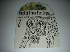 Rocket from the Crypt - On a Rope - 4 Track EP