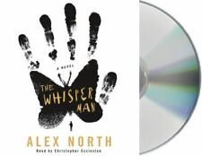 The Whisper Man by Alex North (2019, Unabridged) 8 CDs