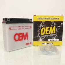 Batería OEM Motorrad YAMAHA 600 Xt 1987-1989 YB5L-B / 12V 5Ah Nuevo