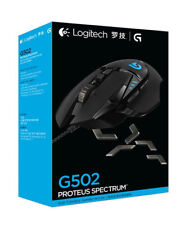 Logitech 910-004615 G502 Proteus Spectrum RGB Tunable Gaming Mouse