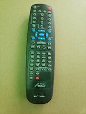 Audio 2000's Karaoke remote acc 7809 - 01