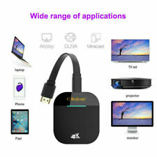 2.4G 5G Adapter Miracast Wifi Dongle Display Airplay WIFI HDMI Wireless Receiver