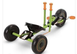 Huffy Green Machine Mini Trike Slick Rear Tyre For Spinning ,Sliding & Drifting