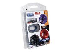 Boss Audio KIT10 4 Gauge Amplifier Wiring Kit With Aust Local