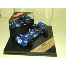 Tyrrell 004 GP de France 1972 Depailler Quartzo 4065 1 43
