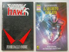 SHADOWHAWK 1/2 STAR MAGAZINE ORO 13-17 Star Comics 1995 J Valentino