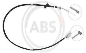 Original a. B. S. Pull Parking Brake K18667 for Daihatsu