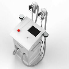 Cryo freezing Body shape cold slimming Rf Cav equipment Salon Beauty Machine