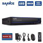 SANNCE 16CH HD 1080N HDMI DVR Home Video AHD Recorder Security CCTV System P2P