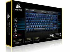 K63 Wireless Backlit Blue LED Gaming Keyboard