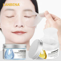 50pcs Eye Mask Patch Remove Dark Circle Anti Aging Firm Moisturizing Skin Care