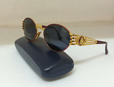 NOS Charme Sunglasses Women Vintage hand made in Italy '90s iconic medium rare