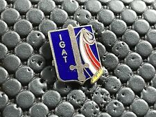 PINS PIN BADGE ARMEE MILITAIRE IGAT