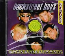 BACKSTREET BOYS - BACKSTREETMANIA- CD ORIGINAL