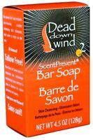 NEW! Dead Down Wind 1201 Ddw Bar Soap 3.75Oz 1200N