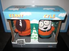 South Park Collectable 2 Pack Plush Toy Doll Figure By Fun 4 All Mib