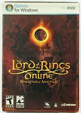 Lord of the Rings Online Shadows of Angmar PC Game
