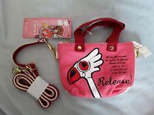 Cardcaptor Sakura mini pouch tote bag with tags CLAMP Anime