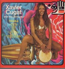 """XAVIER CUGAT AND THE HIS ORCHESTRA """" TEQUILA """" OMONIMO """" LP NUOVO FONTANA ITALY"""