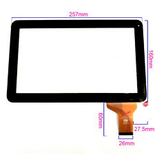"UNIVERSAL Black Replacement Digitizer Touch Screen for 10.1"" inch Google Tablet"