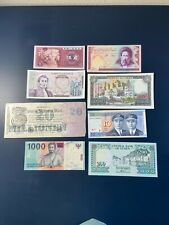 8 Banknotes from Around the World!!! Cool Paper Money!!!