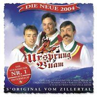 Ursprung Buam S'original vom Zillertal (2004) [CD]