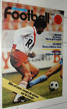 FRANCE FOOTBALL 1713 13/02 1979 A. MOIZAN MONACO COUPE KAZIMIERCZ MARIO KEMPES
