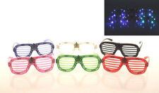 Atzenbrillen Atzenbrille Partybrille Atzen Party LED 3 Funktionen Brille