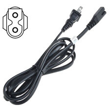 PwrON 6ft AC Polarized Power Cable Cord Lead for Sony BDP-S500 RDR-HX715 BDP-BX1