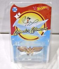 2017 HWC HOT WHEELS WONDER WOMAN INVISIBLE JET MAIL IN PROMO
