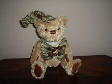 Brass Button Bears Legendary Collection Roscoe JOY